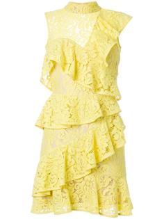 платье мини 'Wilson Ra Ra' Rebecca Vallance