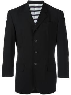 пиджак с застежкой на четыре пуговицы Jean Paul Gaultier Vintage