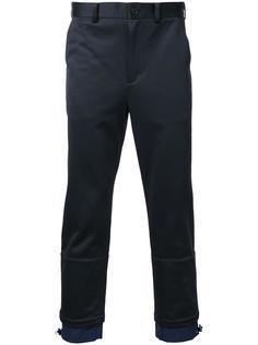 укороченные брюки прямого кроя En Route