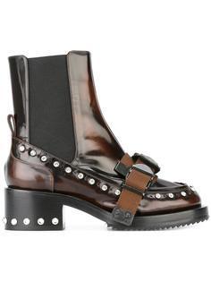 ботинки с ремешком Nº21