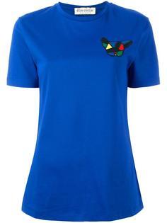 футболка с нашивкой Être Cécile