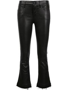 укороченные расклешенные брюки  Rta
