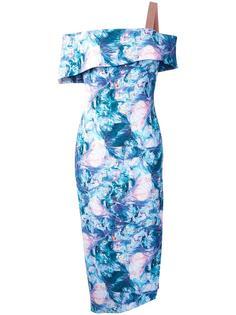 платье 'Aurora' на одно плечо GINGER & SMART