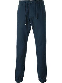 брюки с эластичными манжетами  Etro