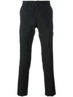 брюки в полоску Ps By Paul Smith