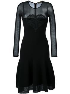 расклешенное платье Piccione.Piccione
