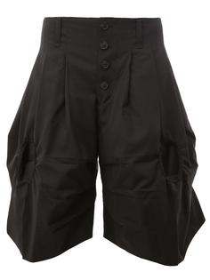 pleated detailing shorts Christopher Nemeth