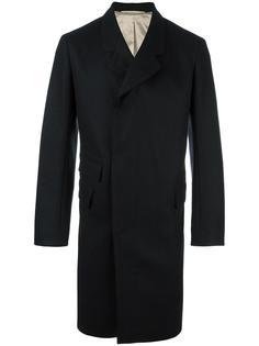 пальто с потайной застежкой Lemaire