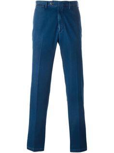 джинсы прямого кроя Canali