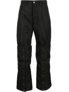 paneled leg pants Y / Project