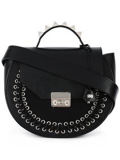 сумка на плечо со шнуровкой Salar