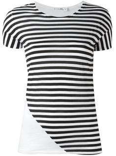 футболка в полоску Rag & Bone /Jean