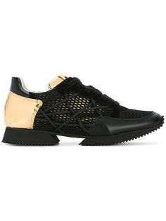 сетчатые кроссовки со шнуровкой Alberto Premi