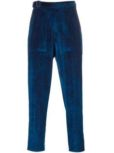брюки с накладными карманами Umit Benan