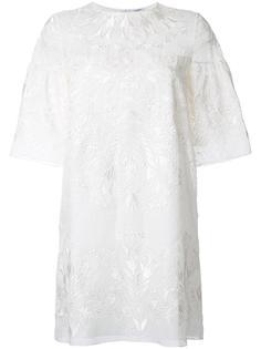 мини-платье с вышивкой Vilshenko