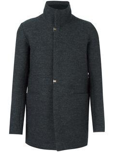 пальто с потайной застежкой Taichi Murakami