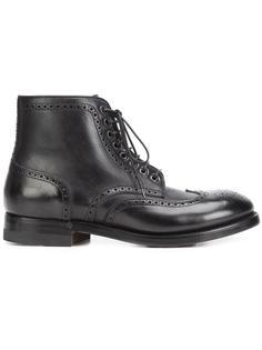 ботинки 'Cromo' Silvano Sassetti