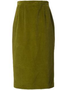 'Corduroy' skirt Olympia Le-Tan