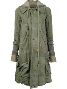 'Rogue Artist' coat Greg Lauren