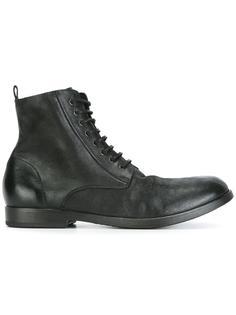 армейские ботинки на шнуровке Marsèll
