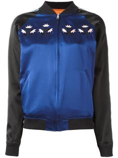reversible bomber jacket  Opening Ceremony