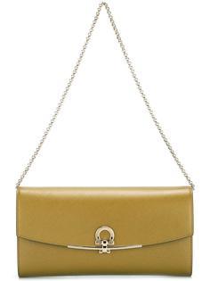 сумка на плечо 'Gancio' Salvatore Ferragamo