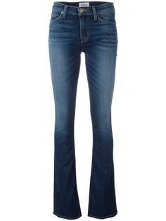 расклешенные джинсы скинни Hudson