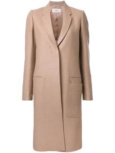 пальто с потайной застежкой Ports 1961