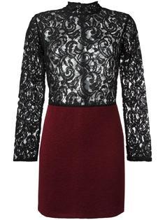 платье с кружевной отделкой Gaelle Bonheur