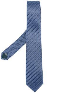 галстук с узором Lanvin