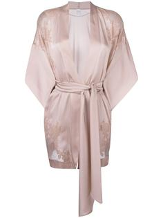 короткий халат-комоно Carine Gilson