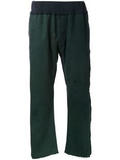 прямые брюки Longjourney