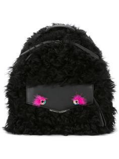 рюкзак из овчины Fendi