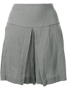 шорты со складками Kitx