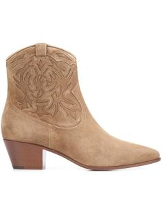 ковбойские ботинки 'Rock 40' Saint Laurent