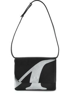сумка на плечо окрашенная  вручную Maison Margiela