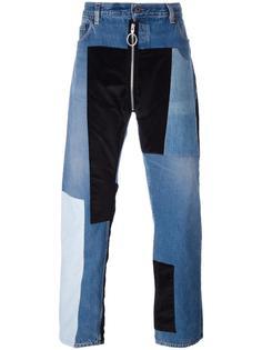 джинсы 'Vintage' Off-White