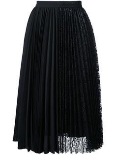 плиссированная юбка Le Ciel Bleu