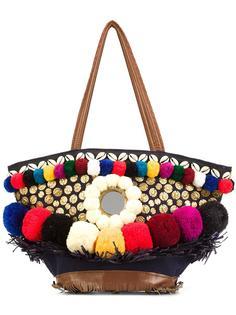 'Zena Tuk Tuk' shoulder bag Figue