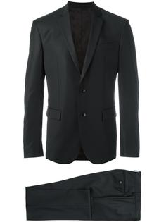 деловой костюм с карманами с клапанами Versace Collection