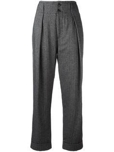 прямые брюки с высокой талией Closed
