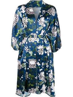 floral print kimono jacket Adam Lippes