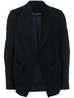 пиджак с шалевым воротником Cedric Jacquemyn