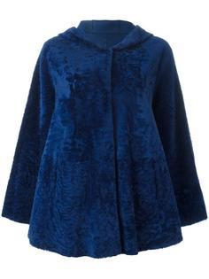 пальто с капюшоном Drome