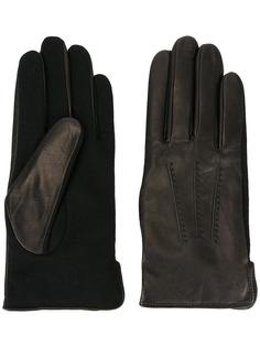 panelled gloves A.P.C.