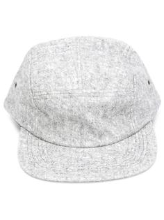 5 panel felt cap John Elliott