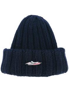мешковатая шапка  Coach