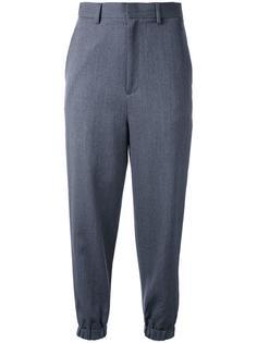 укороченные брюки с эластичными манжетами En Route