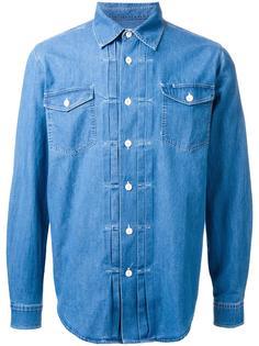 джинсовая рубашка 'Allman Brothers'  YMC