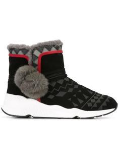 ботинки 'Mongolia' Ash